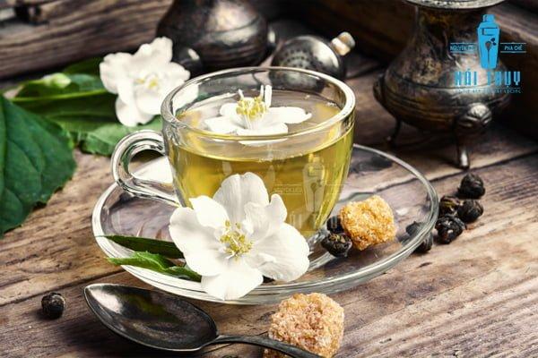 Lục trà Lộc Phát đa dạng trong pha chế