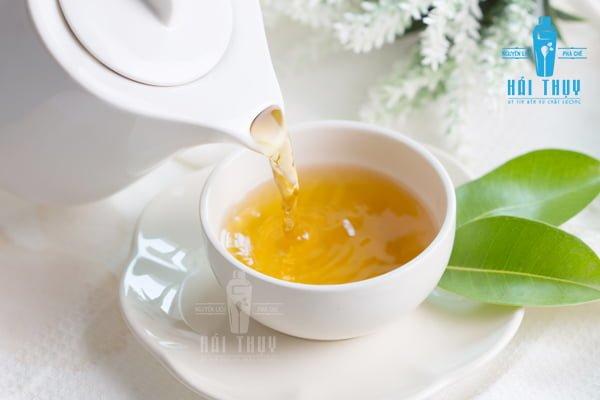 Lục trà Lộc Phát thơm ngon hấp dẫn