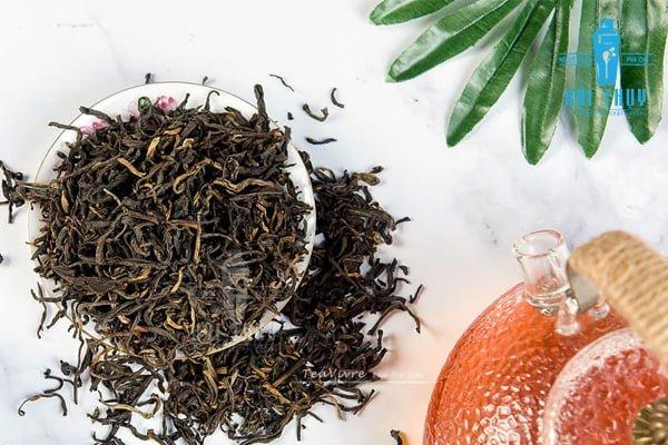 Lá hồng trà chất lượng